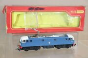 Triang Hornby R753 Re Painted Br Blueclass Al1 Electric Locomotive E3001 Nx