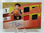 2018-19 Absolute Trae Young Rc Auto Rpa /99 🔥 Tools Of The Trade