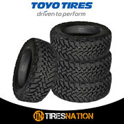 4 New Toyo Open Country M/t 255/85/16 123/120p Mud Terrain Tire
