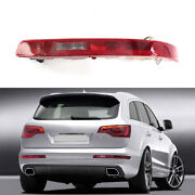 Rear Right Side Lower Bumper Tail Light Lamp Reverse Red Fit Audi Q7 2007-2015