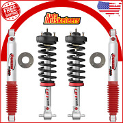 Rancho Set Of Front Quicklift Struts And Rear Rs5000x Shocks For 15-19 Ford F-150