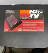 Kn Engine Replacement Air Filter Fit 2001-2014 Toyota/lexus 33-2260