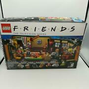 Lego Ideas Central Perk 21319 Friends The Television Series 1070 Pieces