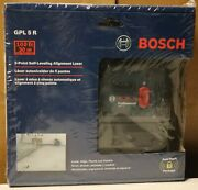 Bosch Gpl 5 R 5-point Self-leveling Alignment Laser