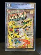 Brave And The Bold 29 - Dc 1960 Graded 3.5 2nd App Of Justice League Of America