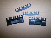 1971 1972 1973 Ford Mustang Grande Spark Plug Ignition Wire Separators 4 Pc Set