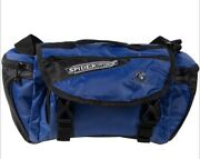 Spiderwire Tackle Bag With 2 Containers Small Blue