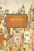 Criticism Of Religion On Marxism And Theology Ii Paperback By Boer Roland...