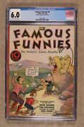 Famous Funnies 8 Cgc 6.0 1935 1485374005