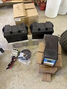 Floe Dock 24 Volt Vsd Drive New Battery Power Your Boat Liftcrank No More