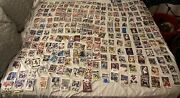 237 Football Cards All Great Players
