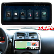 10.25in Bluetooth Car Stereo Radio In-dash Fm Aux Input Gps Usb Mp5 Audio Player