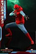 Hot Toys 1/6 Scale Marvel Spider-man Homemade Suit Version Collection Figure Toy