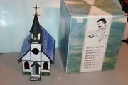 Forma Vitrum The Country Church Sch230a Vitreville Stained Glass Bill Job