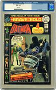 Brave And The Bold 100 Cgc 9.6 1972 0013880009