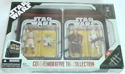 Star Wars - Ep 3 Rots Collectible Tin 4-pack Action Figure Set