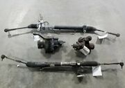 2017 Ford Explorer Steering Gear Rack And Pinion Oem 91k Miles Lkq284633825