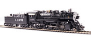 Broadway 4765 Atsf 4000 Class 2-8-2 4023 W/ Switching Pilot And Large Rear He