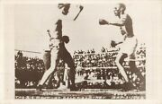 The Bis Fight At Goldfield Nevada Sept 3, 1906 1955 Rppc Bandw Photo Postcard