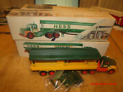 Coll Of Vintage Hess Trucksparts Boxes Etc. 1970s Many Items.now Half Off Pric