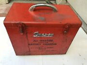 Vintage Snap-on Mt-630 All Weather Battery Charger