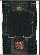 2003-04 Exquisite Collection Extra Exquisite Ee-dr David Robinson Jsy /75