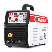 Andeli 220v Mig Tig Cut Coldandmma With Out Gas Multi-function Welding Machine