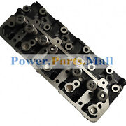 New Complete Cylinder Head 4900931 For Cummins A2300 A2300t Engine