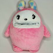 Moose Toys I Dig Monsters Pink Giant Monji Monsters Popsicle Treats Plush
