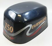 Evinrude Johnson 1999-2000 Ficht Engine Cover Top Hood Cowling 135 150 175 Hp
