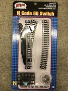 Atlas 2701 Standard N Line Right Remote Switch N Scale