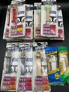 Lot 15 Star Wars Pez Characters All Brand New