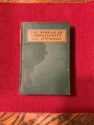 The Spread Of Christianity Paul Hutchinson 1924 Hardcover