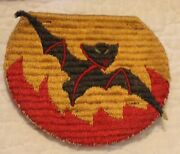 Wwii Us Army Air Force 809th 30th Bomb Group Bat Out Of Hell Rare