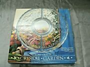 Colony Crafts Crystal Garden 12 4502 5 Part Relish Server Dish New In Box Usa