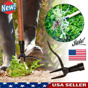 Grampa Weeder - The Original Stand Up Weed Puller Tool Without Long Handle Pb