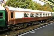 Photo Br Mark One Pullman Parlour Second Car No 347 Part Of The Wessex Belle Se