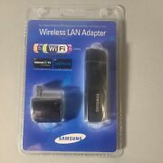 Samsung Usb Wireless Lan Adapter Wis09abgn For 2009 - 2010 Tvs And Blu-ray Players