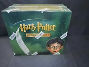 Harry Potter Chamber Of Secrets Booster Box Wizards Of The Coast Case Fresh