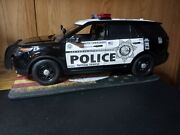 Andnbsp118 2015 Ford Explorer Custom Made Into A Las Vegas Police Tactial Vehicle.