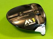 F/s Fedex Wtrack   Taylormade M1 2017 460   1w 9.5   Head Only