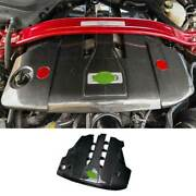 For Ford Mustang 18-21 5.0t Carbon Fiber Bonnet Hood Radiating Protection Cover