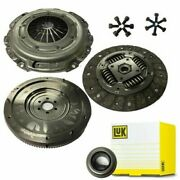 Flywheel Clutch Kit And Luk Bearing Bolts For Peugeot 207 Hatchback 1.6 Hdi