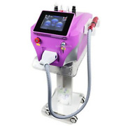 Portable Q Switch 755nm Picosecond Laser Effective Tattoo Removal Beauty Machine