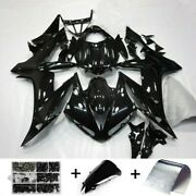 Abs Plastic Fairing Fit For Yamaha Yzf R1 2000-2014 Yzfr6 1998-2016