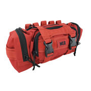 New Elite First Aid Tactical Deployment Medical Molle Pouch Carry Bag Medic Red