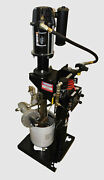 Aro Ingersoll Rand 650692-r43-b, 461, 6 5 Gallon Air Pump And 651615-c Lift Used