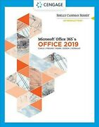 Microsoft Office 365 And Office 2019 Introductory, Paperback By Cable, Sandra E...