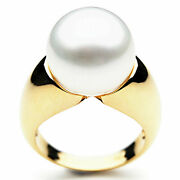 14mm Genuine Pacific Pearlsandreg South Sea White Pearl Rings 20 Off All Pearl...