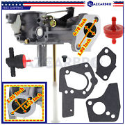 Carburetor Carb For Garden Star 5020d Tiller With 5hp Briggs And Stratton Engine